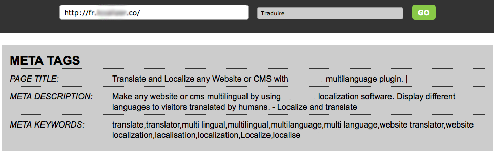 WP Multilingual Plugin